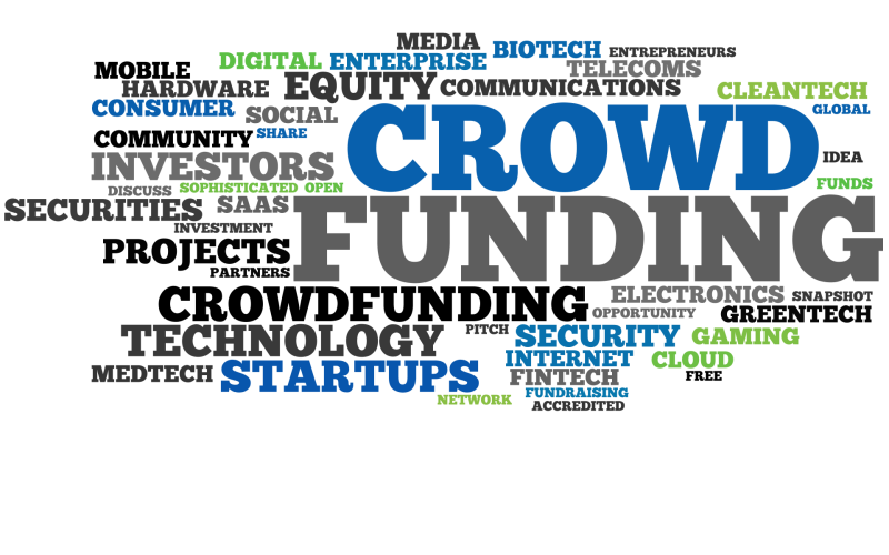 CrowdFunding, Smart Finance and Responsible Investment for